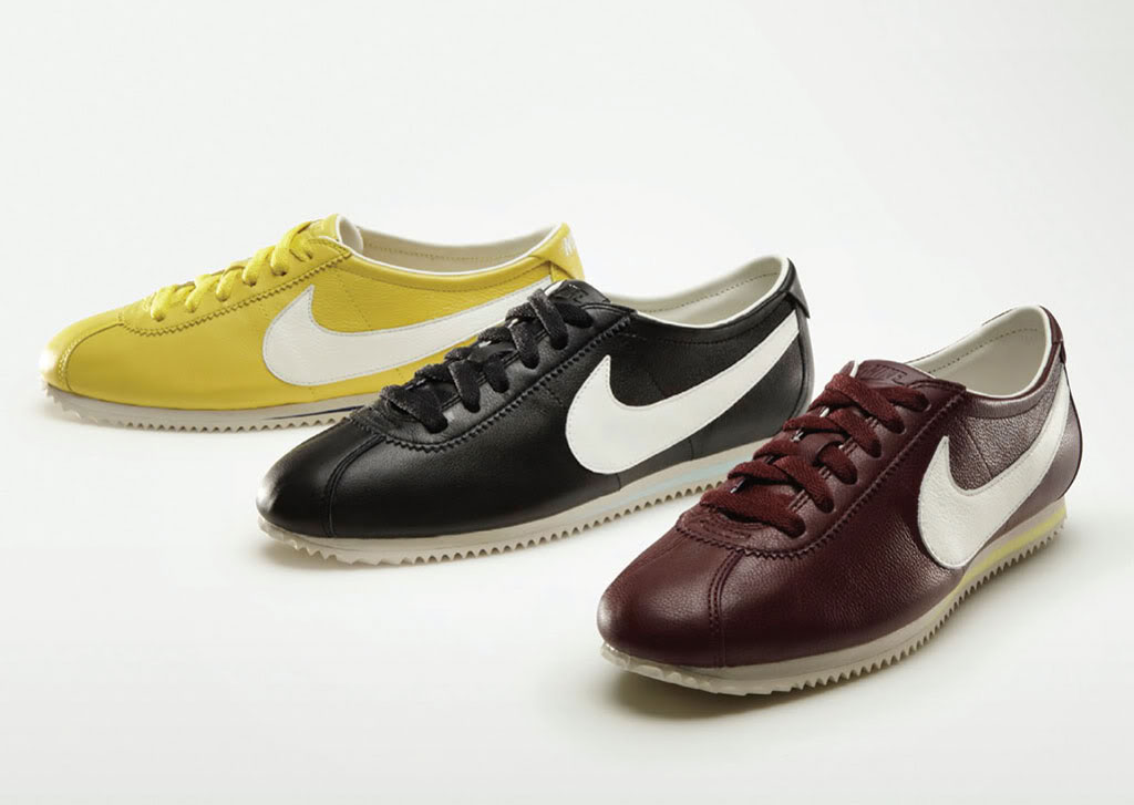 As Nike releases to the public its Spring 2012 collection the now company  celebrates one of its most iconic model  the Nike Cortez. 674d62cdfd