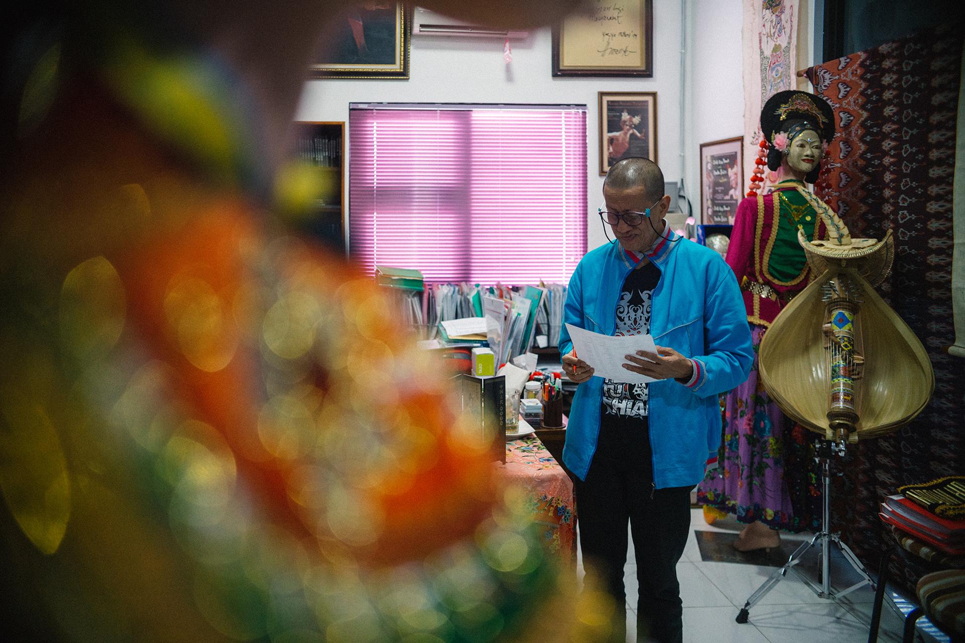 Didik Nini Thowok Dagelan Dan Edukasi Crossgender Dalam