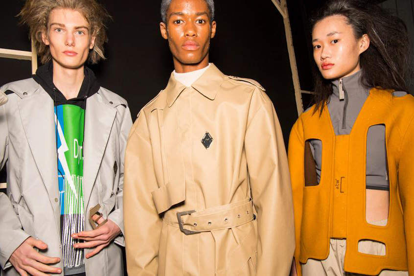 Yang Terbaik Dari Menswear Fall Winter 2019 Di London Fashion Week Whiteboard Journal
