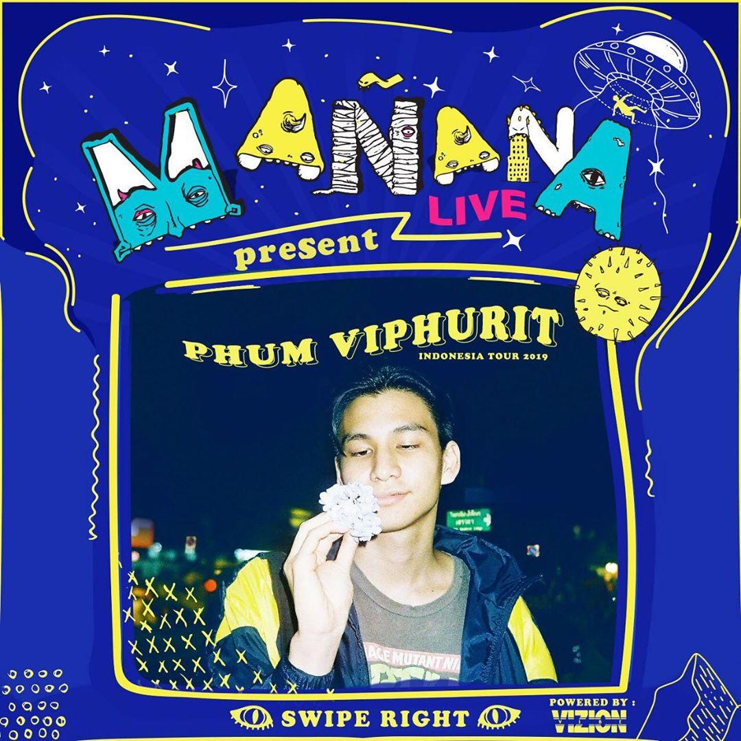 Image result for Phum Viphurit Live in Jakarta