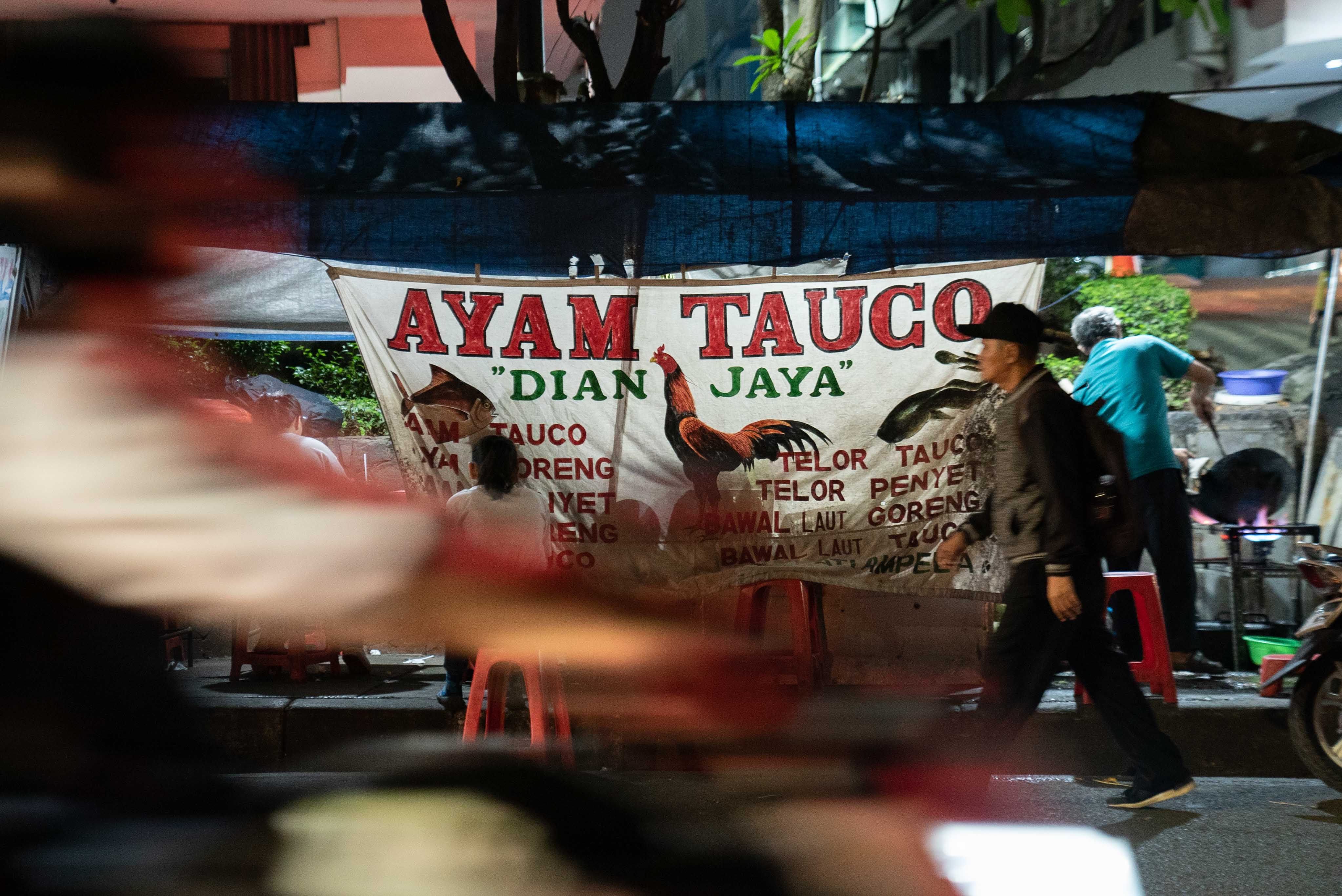 Places To Go Ayam Tauco Dian Jaya Whiteboard Journal