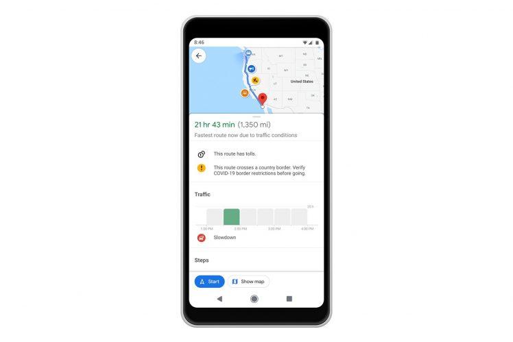 """Google Maps Luncurkan Fitur Baru Menyambut """"New Normal ..."""