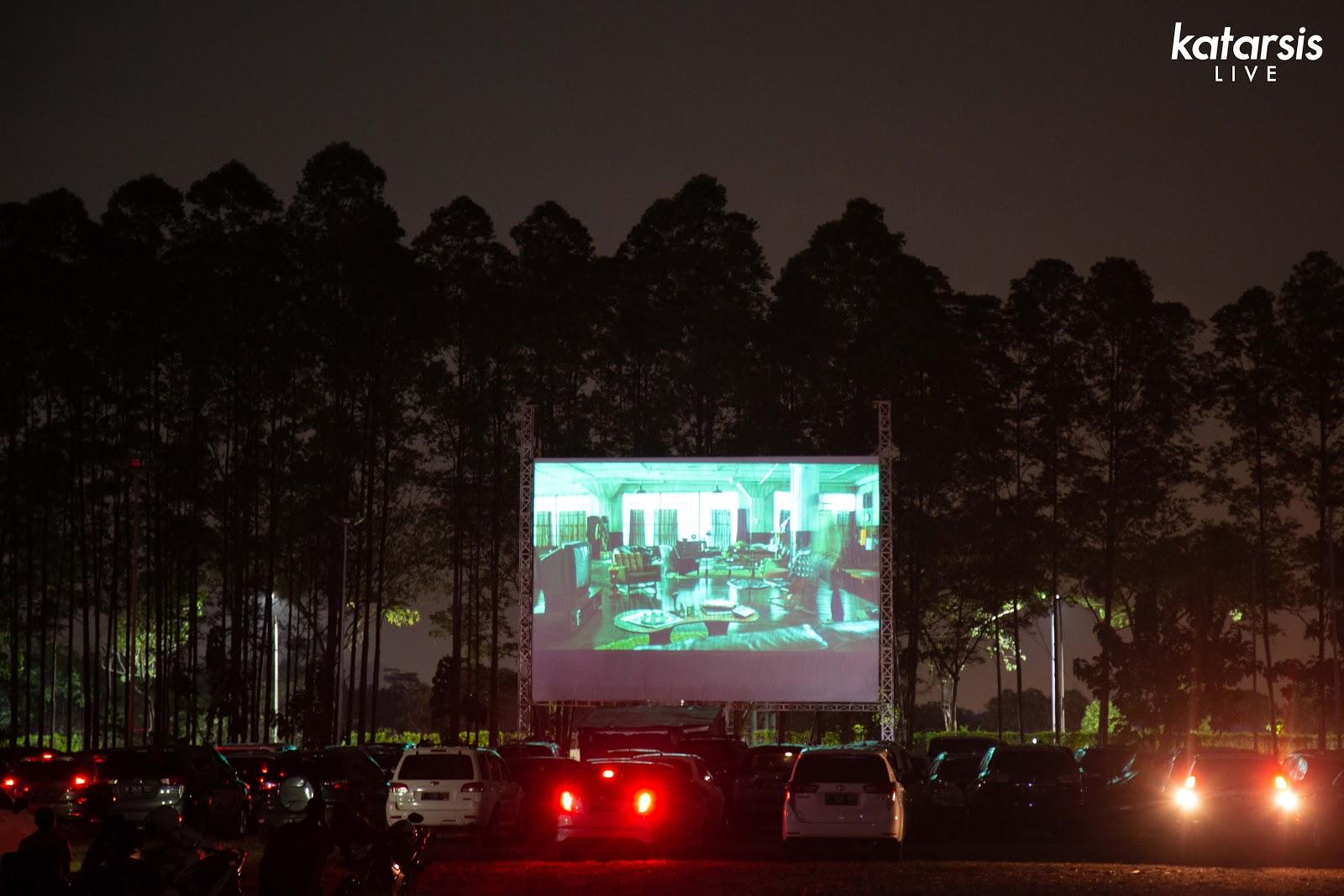 bioskop alternatif drive-in