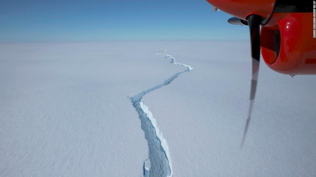Bongkahan Es